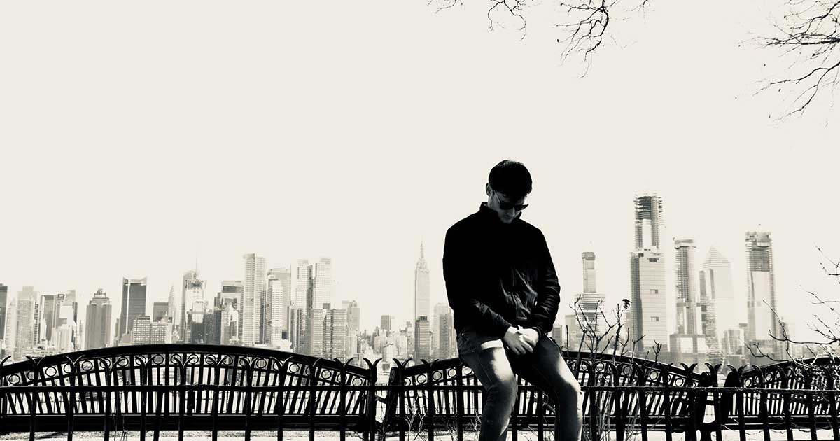 Ryan McMullan pictured in New York