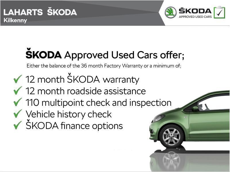 Laharts Skoda Approved Used Car Sale