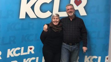 Grainne Hunt and Martin Bridgeman on the Studio 2 Sessions for Ceol Anocht on KCLR