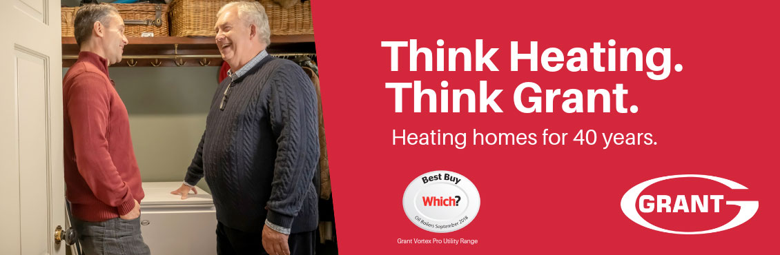 Think Heating, Think Grant