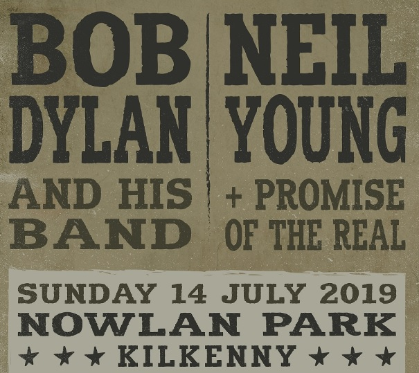 Bob Dylan and Neil Young play first duet since 1994 in Ireland