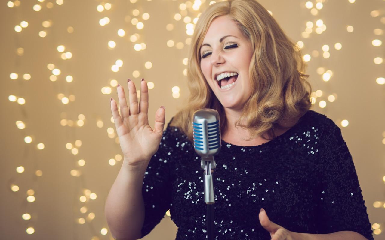 Sarah Evans as Adele