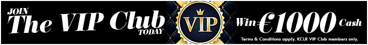 Join the The VIP Club with KCLR today