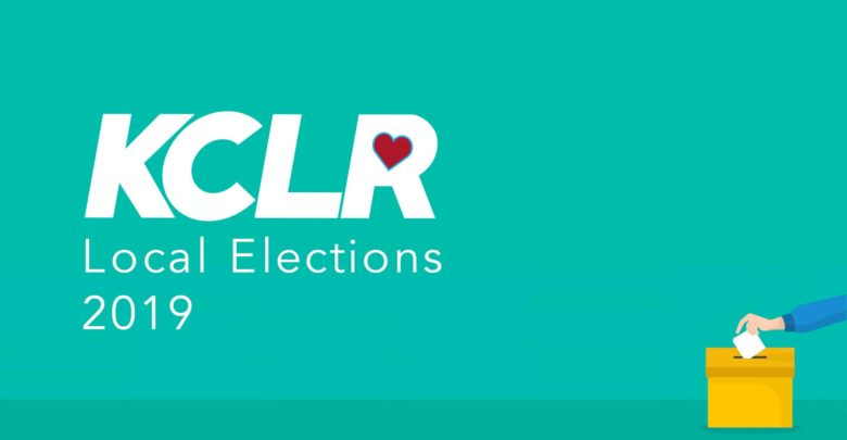 KCLR Local Elections 2019