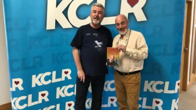 Johnny Lappin and his fine book on his years in the music scene.