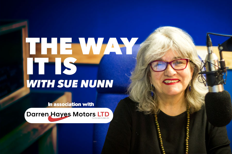 The Way It Is: with Darren Hayes Motors