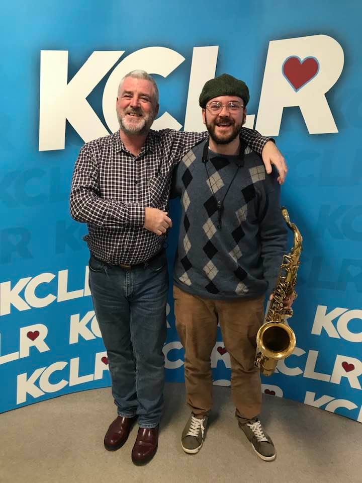 "Martin Bridgeman in conversation with musician Adam Nolan, discussing the approach he took in preparing for and recording his latest album project of improvisation (AKA ""Heron Co-Creators"") , in a Studio 2 Session for Ceol Anocht on KCLR"