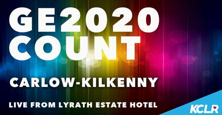 KCLR GE2020 Count