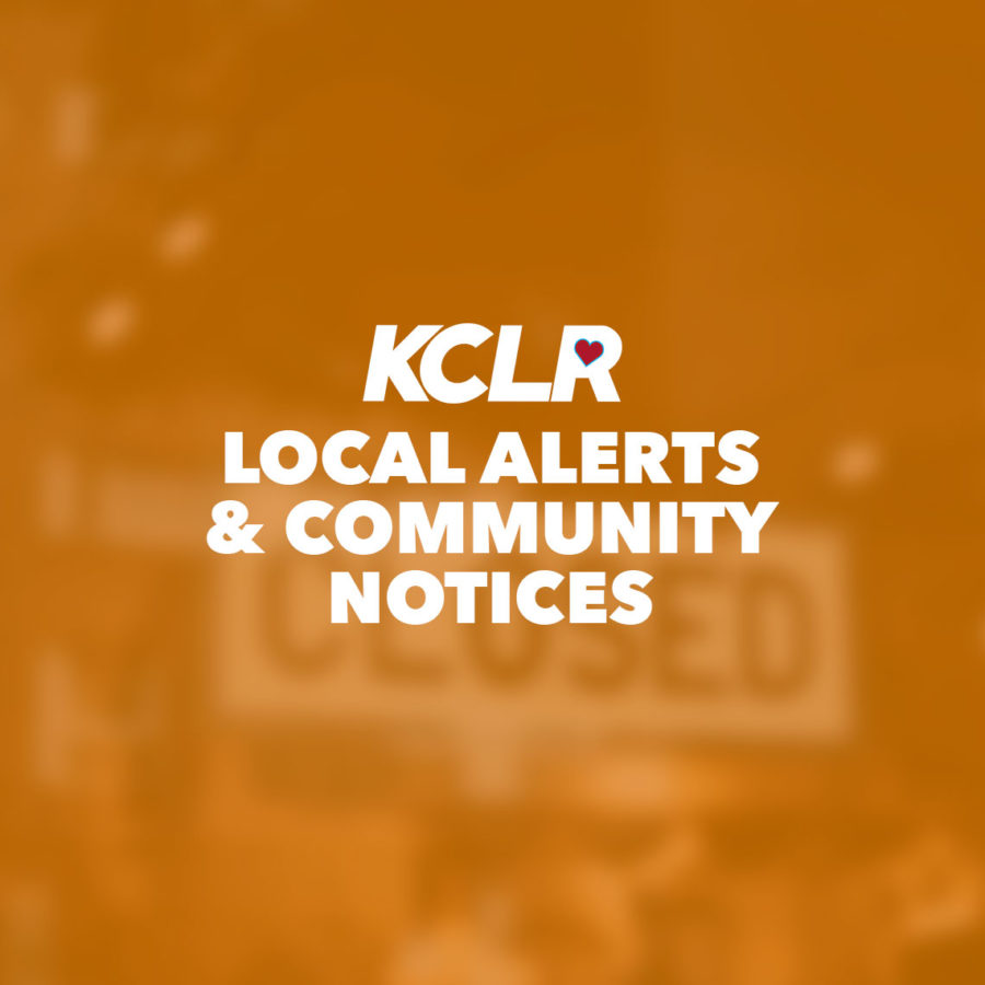 KCLR Local Alerts & Community Notices