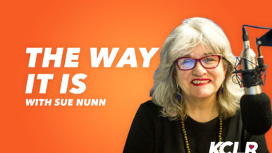 Photo of The Way It Is with Sue Nunn Tuesday 27th October 2020