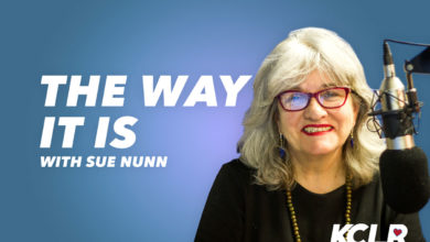 Photo of The Way It Is with Sue Nunn Thursday 29th of October 2020