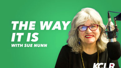 Photo of The Way It Is with Sue Nunn Wednesday 28th October 2020