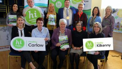 Healthy Carlow & Kilkenny launch