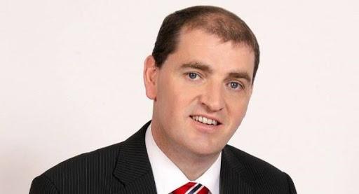 Minister Paul Kehoe