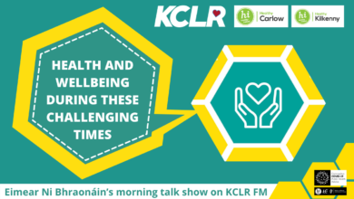 Healthy Ireland campaign Carlow and Kilkenny