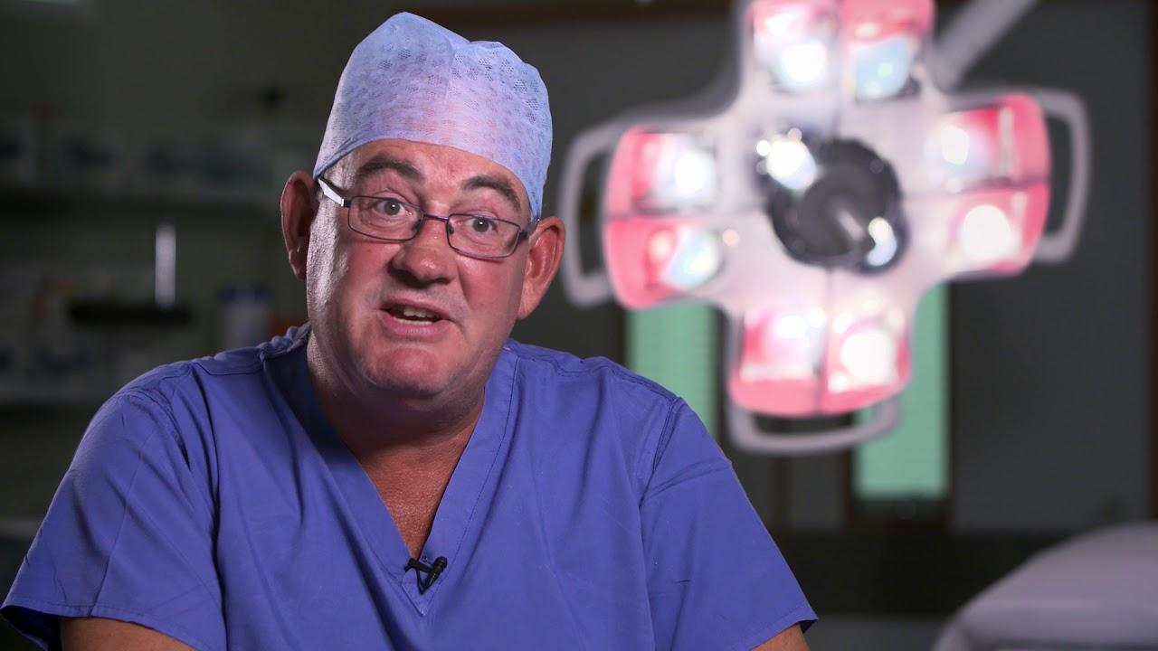 Stuart Edwards (Pic: Video still from Aut Even Hospital)