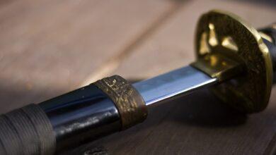 Samurai Sword (Avanzu/Pixabay)