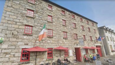 Waterside Guesthouse & Restaurant Graiguenamanagh (Google Maps)