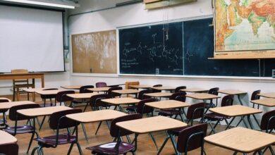 School Classroom (Wokandapix/Pixabay)
