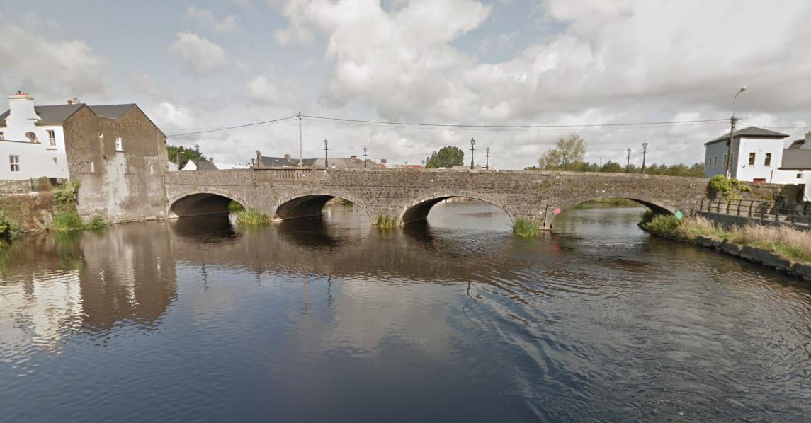 Graiguecullen Bridge (Google Maps)