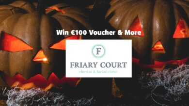 Photo of Competition: Win €100 for your nicest or scariest pumpkin smile with Friary Court Dental