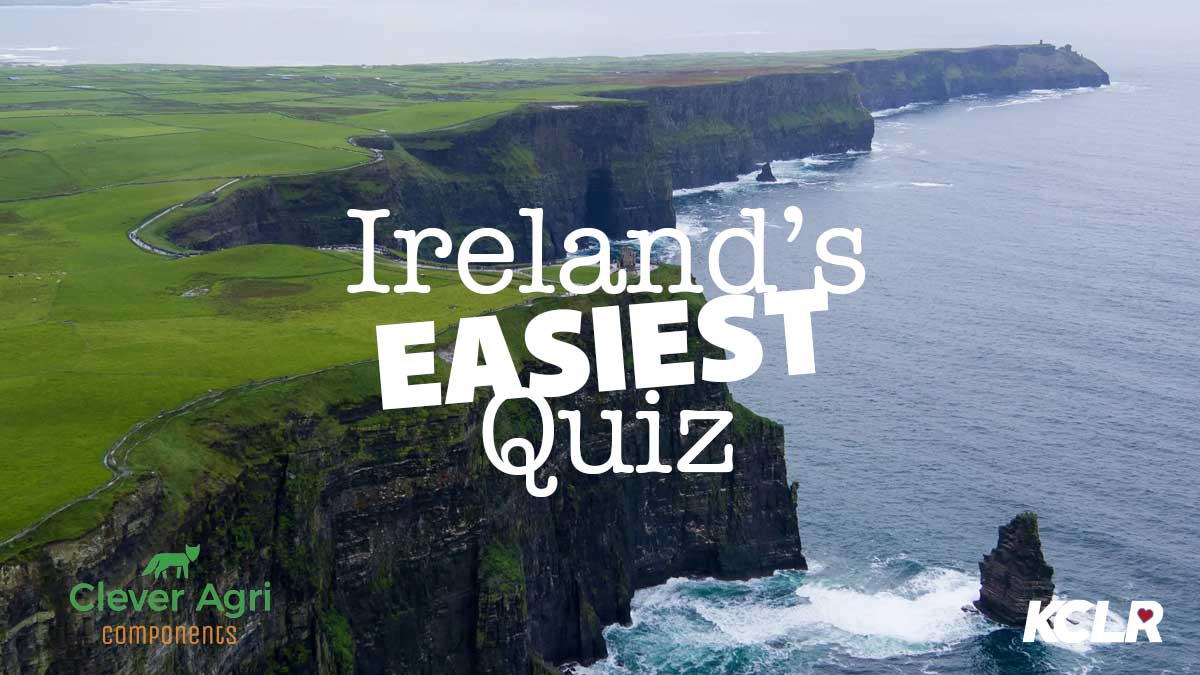 Ireland's Easiest Quiz