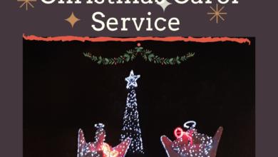 Photo of The KCLR Christmas Carol Service