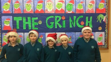 Photo of St John's Senior School in Kilkenny Capture our Hearts this Christmas