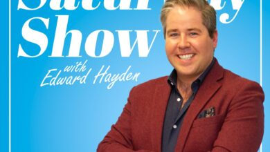 Photo of The Saturday Show with Edward Hayden – Saturday 16th January