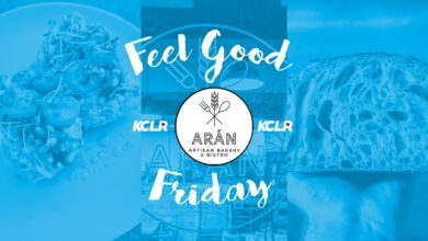 Feel Good Friday with Aran Kilkenny