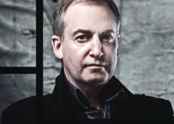Crime Writer Paul Williams