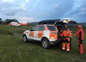 Image from South Eastern Mountain Rescue Association