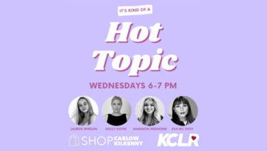 Hot Topic Thumbnail